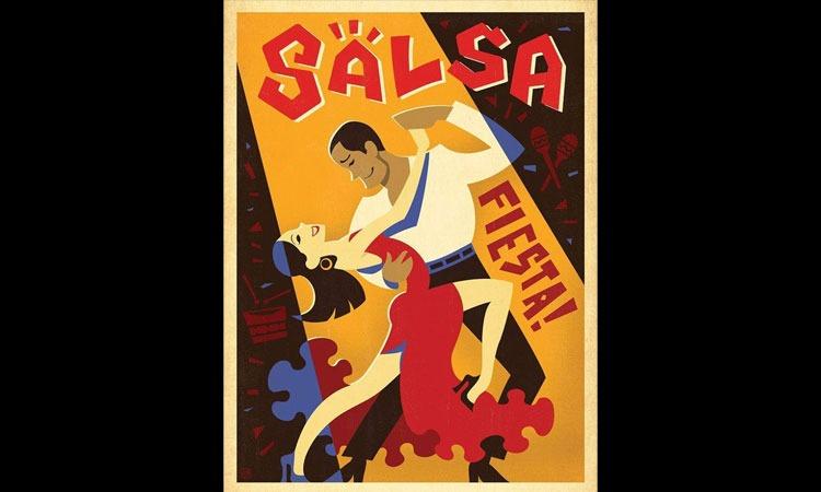 [Cancelled] Saturday Latin Social