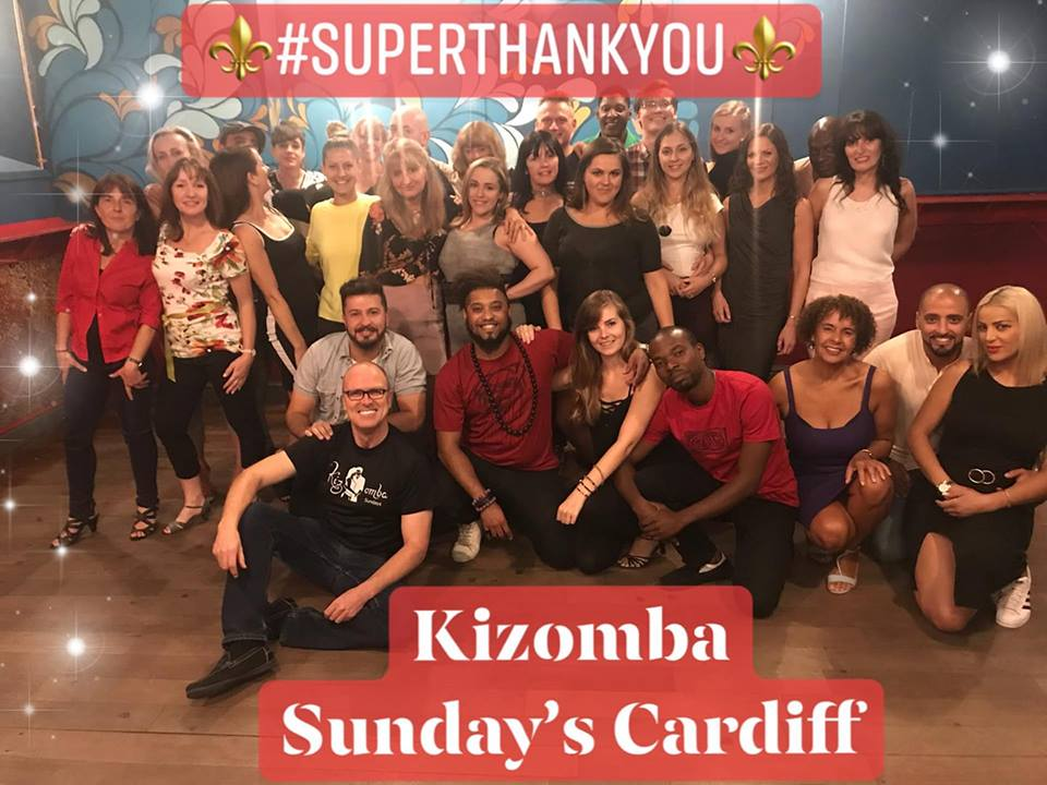 [Event] Kizomba Sunday with Ralph