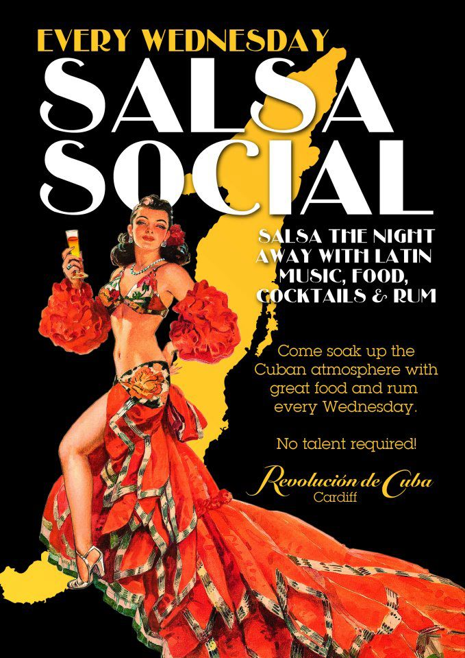 [Event] Wednesday Latin Social Dance