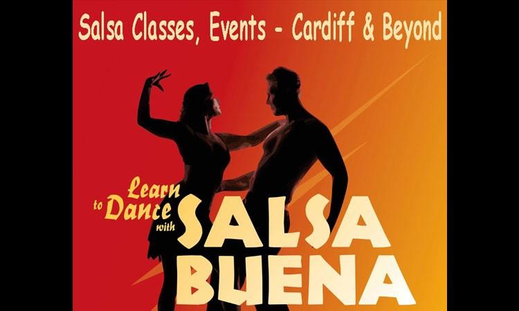 [Class] Salsa and Bachata with Salsa Buena
