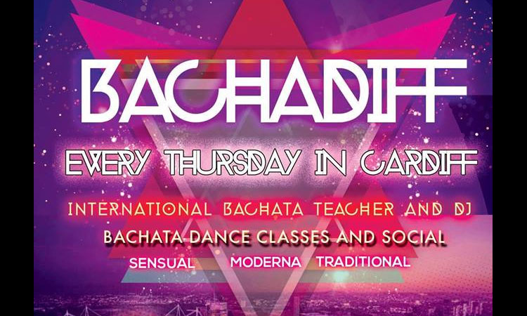 [Class] Bachata lessons and Social dance