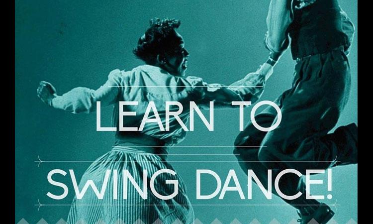 [Class] Lindy Hop - 4 week course