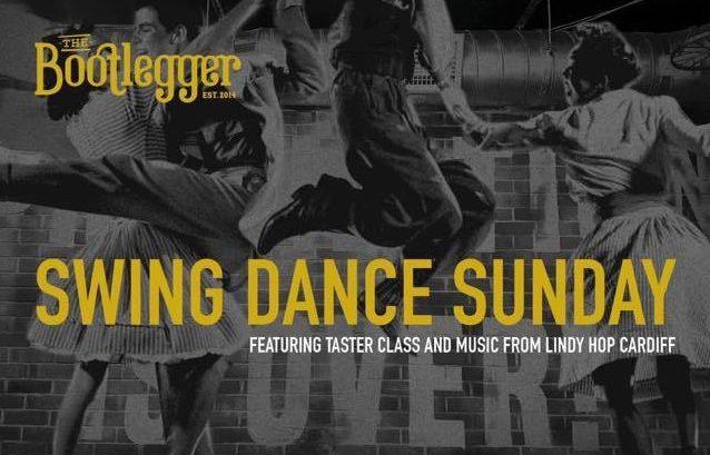 [Class] Swing Dance Sunday