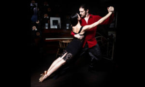[Class] Weekly Argentinian Tango @ Kapu | Wales | United Kingdom