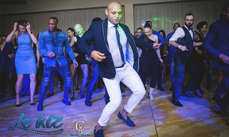 [Event]Salsa & Kizomba Party with Miguel Monteiro