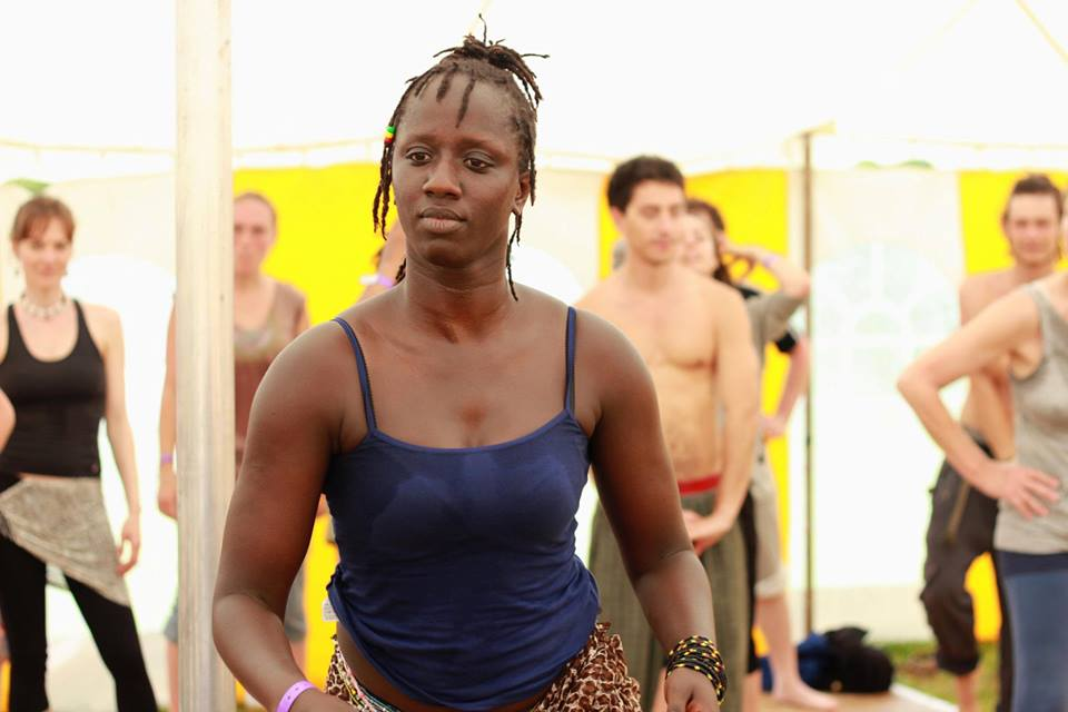 Afro Dance Classes with Aida Diop