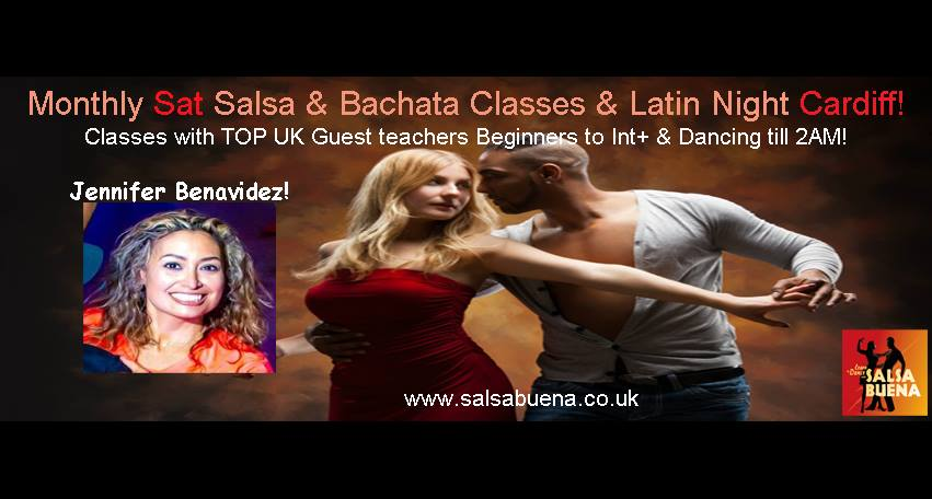 [Event] Monthly Latin Party - with Jennifer Benavidez