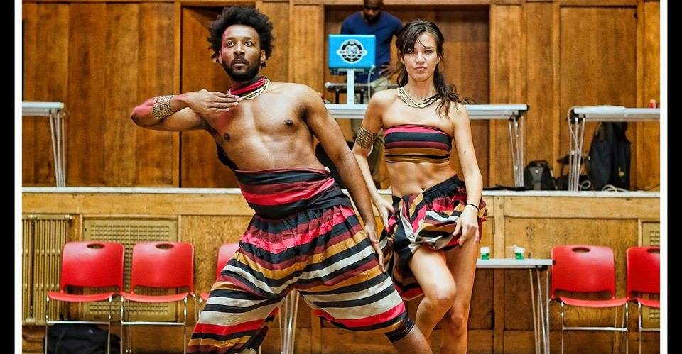 [Class] Kizomba and party with Dani K