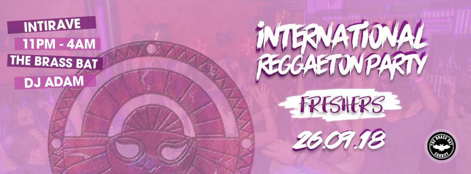 [Event] Reggaeton Party: Intirave Freshers Edition