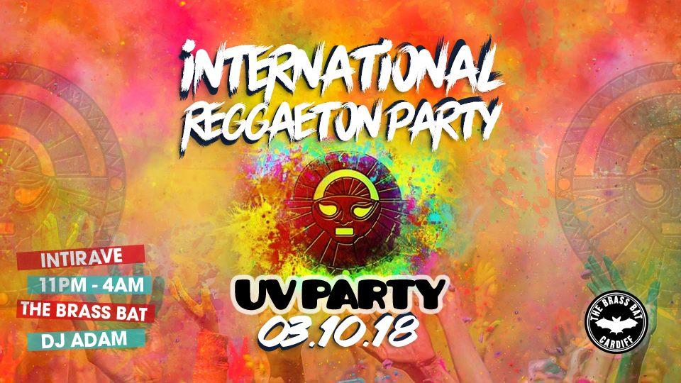 [Event] Reggaeton Party: Intirave UV Party