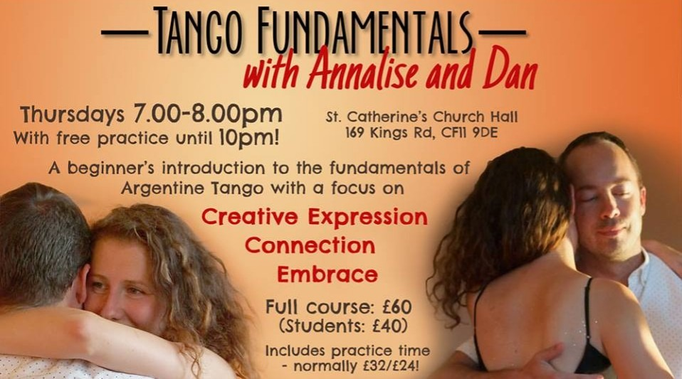 [Class] Tango Fundamentals and Practica
