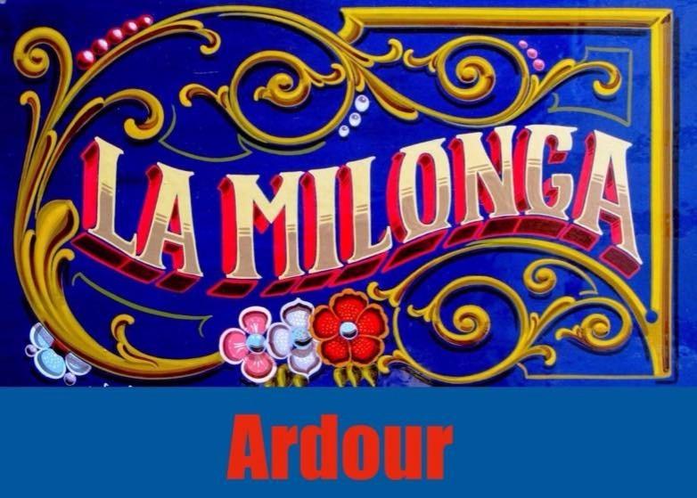[Event] Milonga Ardour